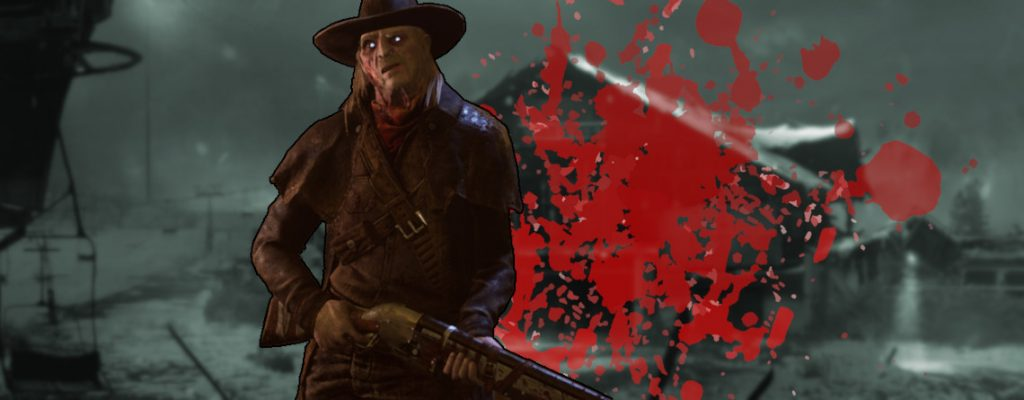 Dead by Daylight Deathslinger Título de sangre 1140x445