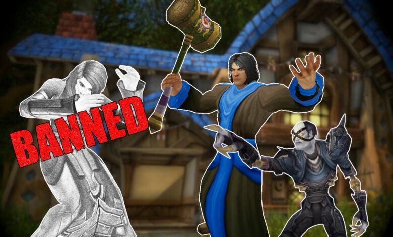 El jugador ataca al streamer en WoW Classic, recolecta hechizos durante 6 meses