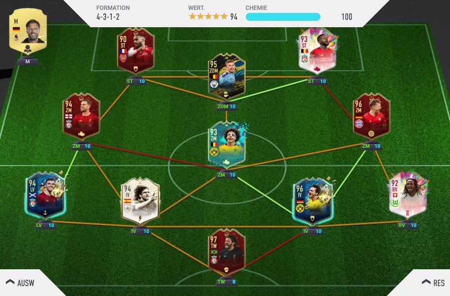 FIFA 20 de UT