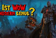 El jefe de WoW dice: Shadowlands es un juego de 2020 y un MMO moderno