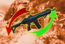 Photo of Los 11 rifles de asalto de CoD Warzone en el ranking, desde impopulares hasta populares