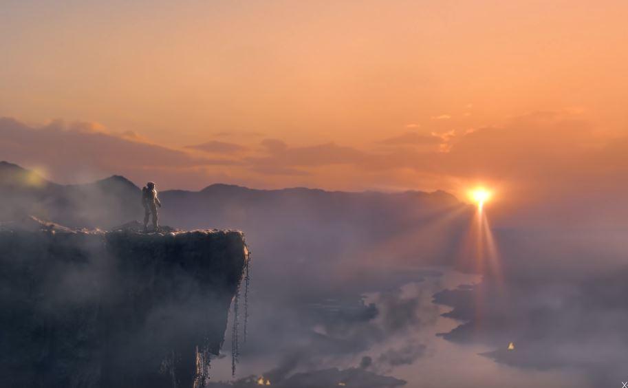 Imagen del tráiler de Xbox Series X