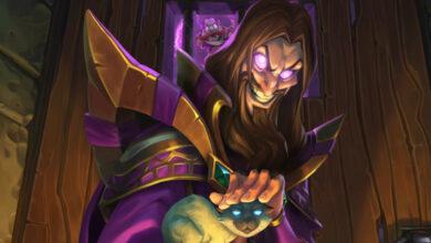 Un legendario villano de WoW llega a Hearthstone y tiene un efecto genial