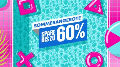 PS Store: con la oferta de verano, ahora puede ahorrar hasta un 60 por ciento