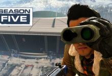 Photo of Nuevo teaser para la temporada 5 en CoD Warzone: todo habla por la apertura del estadio