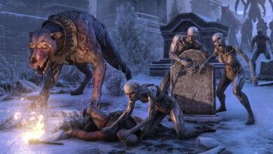 Photo of El MMORPG ESO hace que Walking Dead: los muertos vivientes te estén esperando en la nueva mazmorra