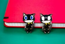 Photo of Nuevas camisetas de Persona 5 y pines Morgana limitados ahora se abren para pre-pedido a través de Udon Entertainment