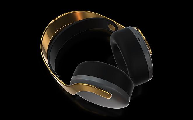 Auriculares de lujo PS5