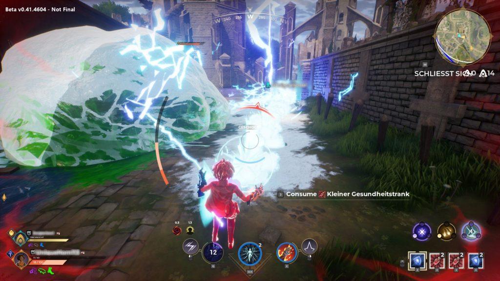 spellbreak beta chisporrotear