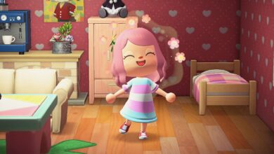 Los hombres pagan para visitar una isla de stripper en Animal Crossing