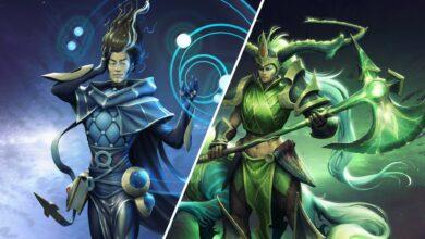 El nuevo MMO Magic: Legends quiere ofrecer clases perfectas: las construyes tú mismo