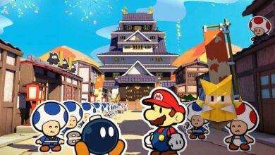 Photo of Paper Mario Origami King: todas las ubicaciones de piedra de concha