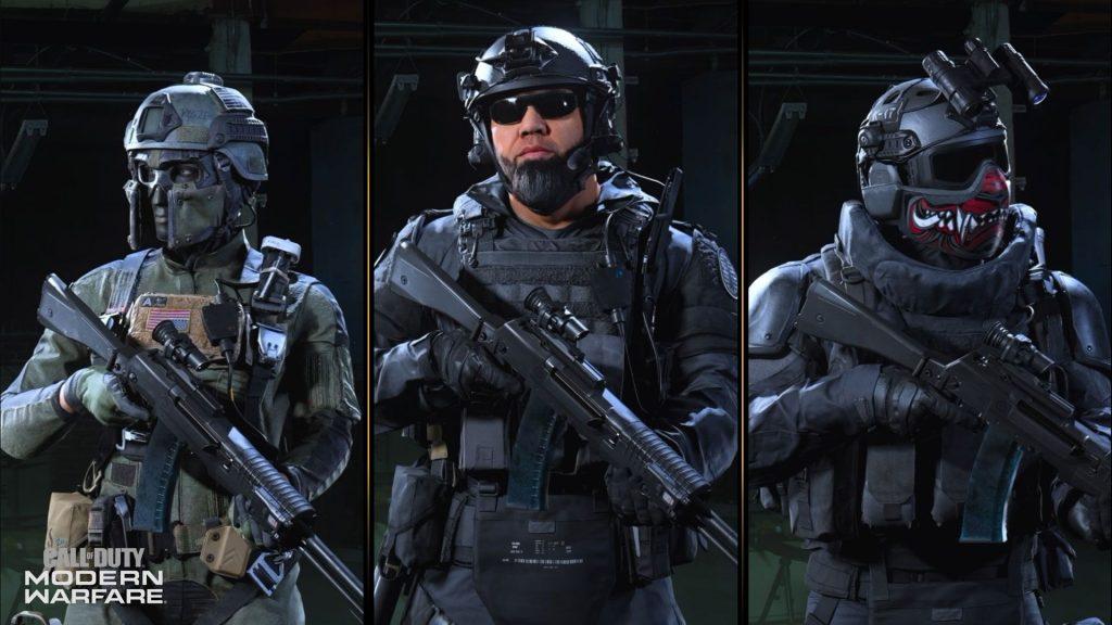 Cod warzone modern warfare los soldados de la temporada 5