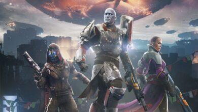 3 armaduras Exo olvidadas de Destiny 2, a las que deberías dar una segunda oportunidad