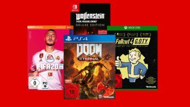 3 por 47,77 euros: promoción para PC, PS4, Xbox One y Switch en MediaMarkt