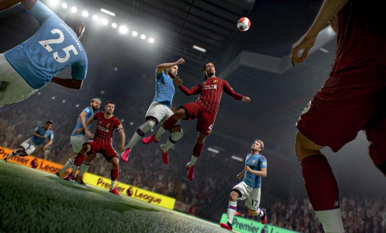 4 innovaciones de juego clave que EA promete para FIFA 21