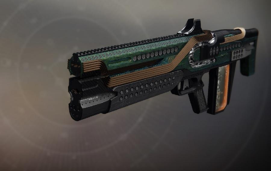 Negación fría Fusil de pulsos Destiny 2