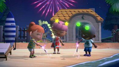 Photo of Animal Crossing New Horizons: Cómo crear fuegos artificiales personalizados