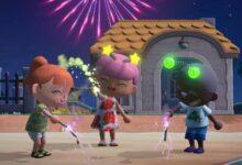 Photo of Animal Crossing: New Horizons Update agrega Fireworks, Dream Suite y Island Backup