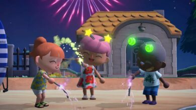 Photo of Animal Crossing: New Horizons Update agrega Fireworks, Dream Suite y Island Backup