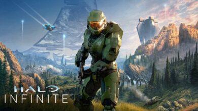 Photo of Arte de caja inspirado en el combate evolucionado de Halo Infinite revelado