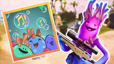 Photo of Así que ayudas a los corales cantantes en Fortnite y obtienes una recompensa