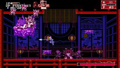 Bloodstained Curse of the Moon 2 - Guardar ubicación del juego - ¿Dónde están mis salvados?