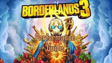 Cómo reparar el retraso, las caídas de FPS, los choques y la congelación en Borderlands 3 (BL3)