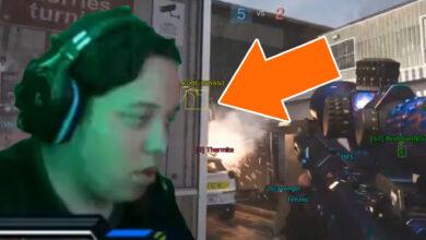 Photo of CoD MW: el jugador hace trampa en vivo en Twitch y cree que nadie ve sus hacks