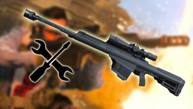 CoD MW y Warzone: nueva actualización elimina y repara notas de parches de francotiradores