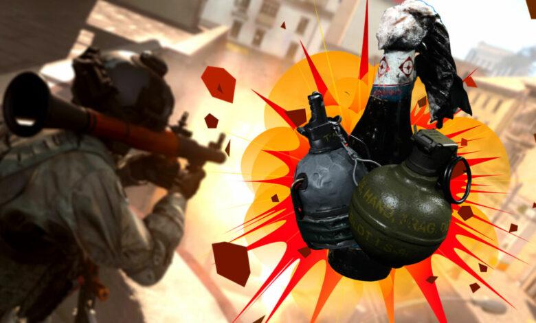CoD Warzone: la mejor granada para cada situación: detalles y consejos de uso