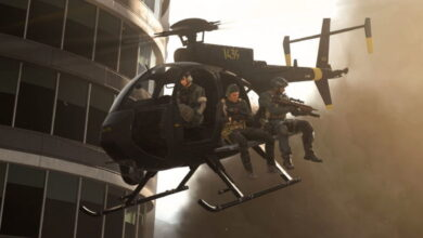 CoD Warzone: los jugadores roban helicópteros voladores a sus oponentes, ¿así que tú puedes