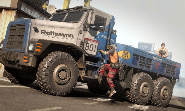 CoD Warzone tiene un camión de la muerte que engulle a los jugadores descuidados