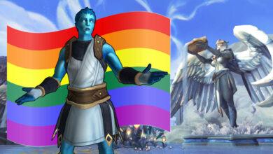 Con Shadowlands, WoW obtiene su primer personaje transgénero