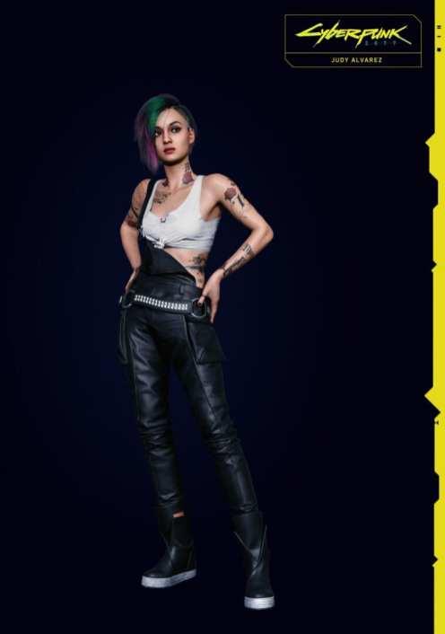 Cyberpunk 2077 obtiene nuevas imágenes y detalles sobre ...