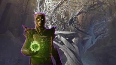 Debido a que un árbol ahora se está pudriendo en Destiny 2, una historia de 5 años tiene sentido