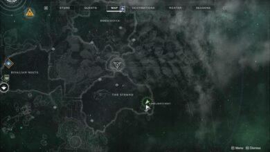 Photo of Destiny 2: ubicación del Ascendant Challenge esta semana – 8 de julio de 2020