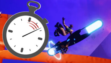 Destiny 2: los conductores de acrobacias activan la actividad en 8 minutos que dura 1 hora