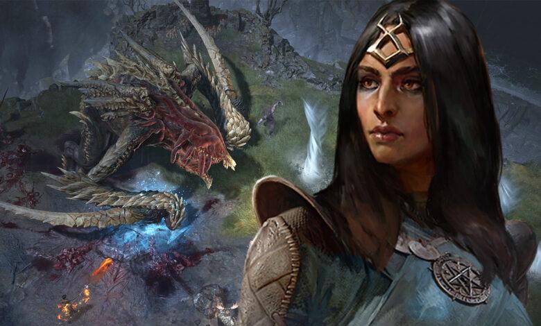 Diablo 4 suena como un montón de diversión pasada de moda