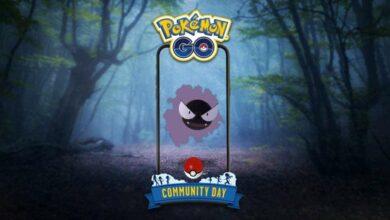 Photo of El Día de la comunidad de Pokemon GO julio contará con Gastly; Bonos revelados