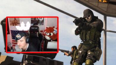 El Ejército de EE. UU. Transmite CoD Warzone en Twitch, pero no le gustan las preguntas incómodas