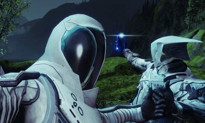 El desliz del jefe de Destiny 2 ha dado la esperanza de un gran deseo desde la parte 1