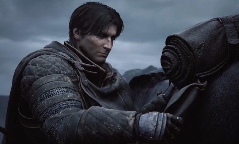 El nuevo MMORPG de próxima generación se parece a The Witcher, se centra en la historia