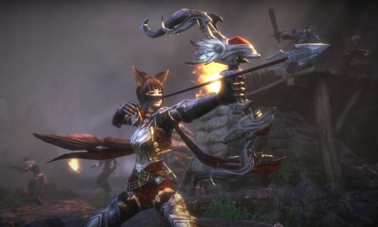 El nuevo MMORPG se parece a Bless, comenzará pronto en Steam