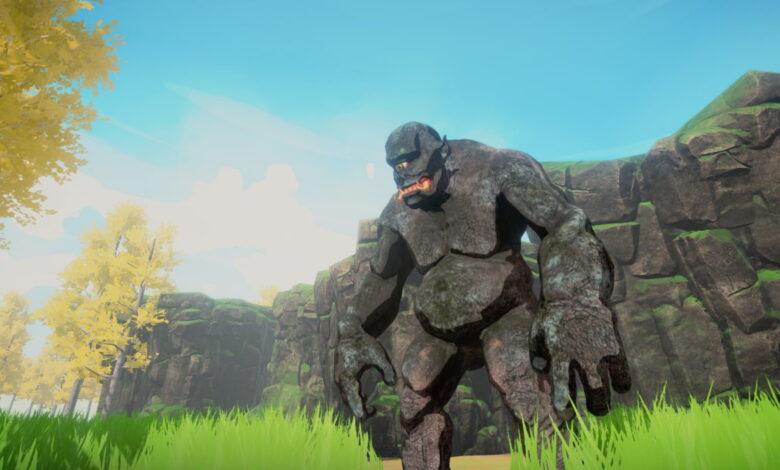 El nuevo MMORPG suena como el sandbox definitivo: tú mismo construyes el mundo
