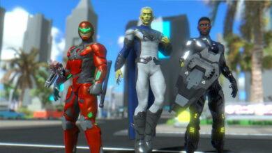 El nuevo MMORPG te permite jugar al superhéroe, la beta comenzará pronto