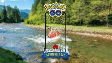 Photo of El patético Magikarp aparecerá en el Día de la comunidad de agosto de Pokemon GO