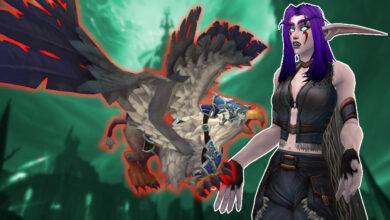 El requisito más molesto ya no es volar en WoW Shadowlands