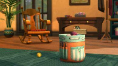Photo of El tráiler del paquete Sims 4 Nifty Knitting Stuff está aquí