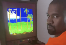 Photo of El videoclip de Kanye West Playing Sonic 2 es demasiado saludable
